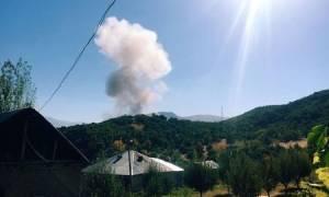 Έκρηξη στην Τουρκία - Τουλάχιστον οχτώ νεκροί από βομβιστική επίθεση