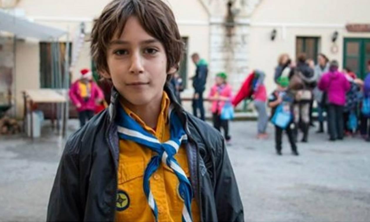 Θρήνος στην Κέρκυρα για τον 11χρονο Χάρη