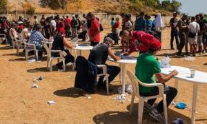 Γερμανία: Αναζητούν περισσότερους υπαλλήλους για τα ελληνικά hot spots