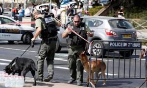 Οι ΗΠΑ καταδικάζουν με σφοδρό τρόπο την επίθεση με δύο νεκρούς στην Ιερουσαλήμ