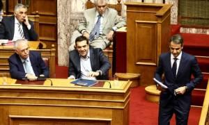 Στο «κόκκινο» το πολιτικό θερμόμετρο - Σήμερα η συζήτηση στη Βουλή για τη διαφθορά και τη διαπλοκή
