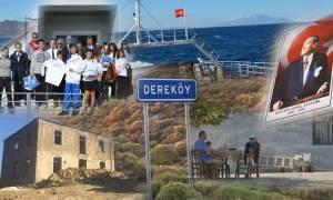 Αποστολή στην Ίμβρο: Τετρακόσιοι Έλληνες κρατούν ζωντανό το μαρτυρικό νησί
