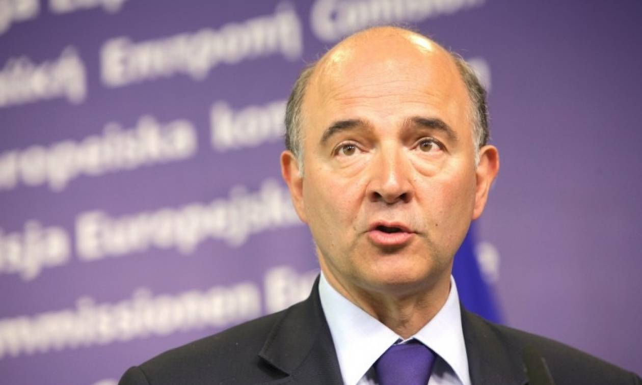 Eurogroup - Μοσκοβισί: Περιμένω θετικό σήμα για τα 2,8 δισ. ευρώ προς την Ελλάδα