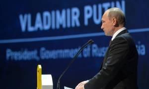 Πούτιν και Ερντογάν υπέγραψαν τη συμφωνία για τον αγωγό Turkish Stream