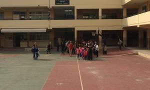 «Πρώτο κουδούνι» για 40 προσφυγόπουλα στο Θησείο (photos)