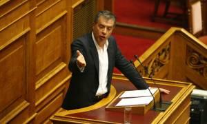 Στ. Θεοδωράκης προς ΣΥΡΙΖΑ: «Η διαπλοκή σάς έκανε κυβέρνηση» (video)