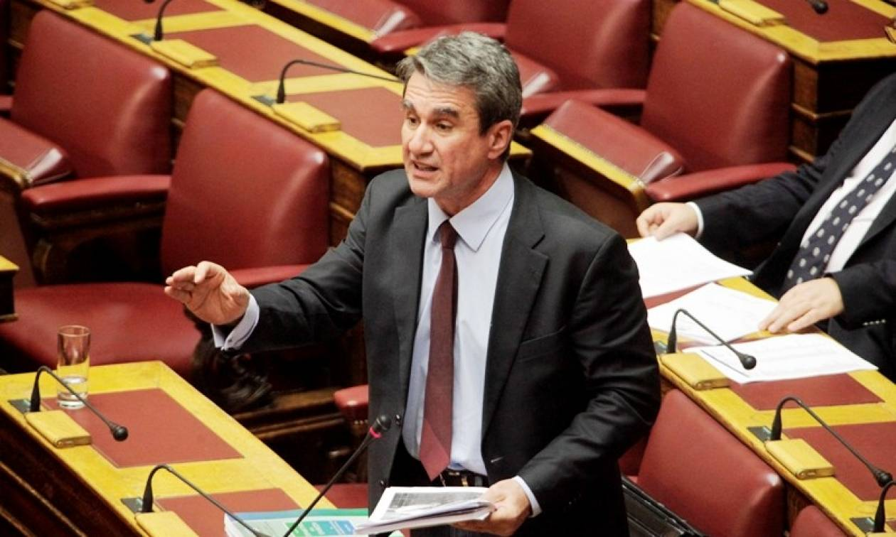Βουλή - Λοβέρδος: «Στον κατήφορό του, τον κ. Τσίπρα, κανείς δεν μπορεί να τον σώσει»