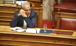 Βουλή - Φλαμπουράρης: Λυπηρή η στάση του κυρίου Μητσοτάκη