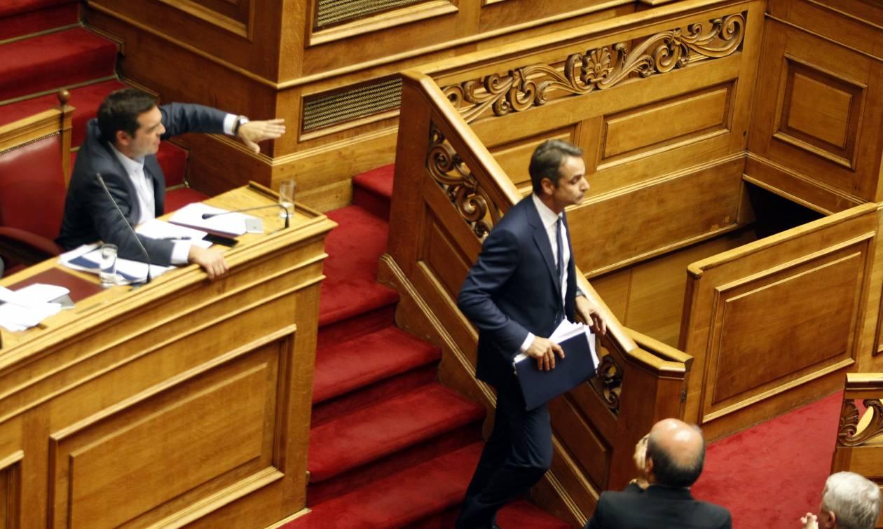 Βουλή: Ξαναζεσταμένη… σούπα η συζήτηση για τη διαπλοκή