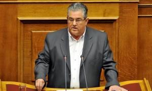 Δ.Κουτσούμπας προς Τσίπρα: «Αθλιότητα να επικαλείσαι τον Φλωράκη» (vid)