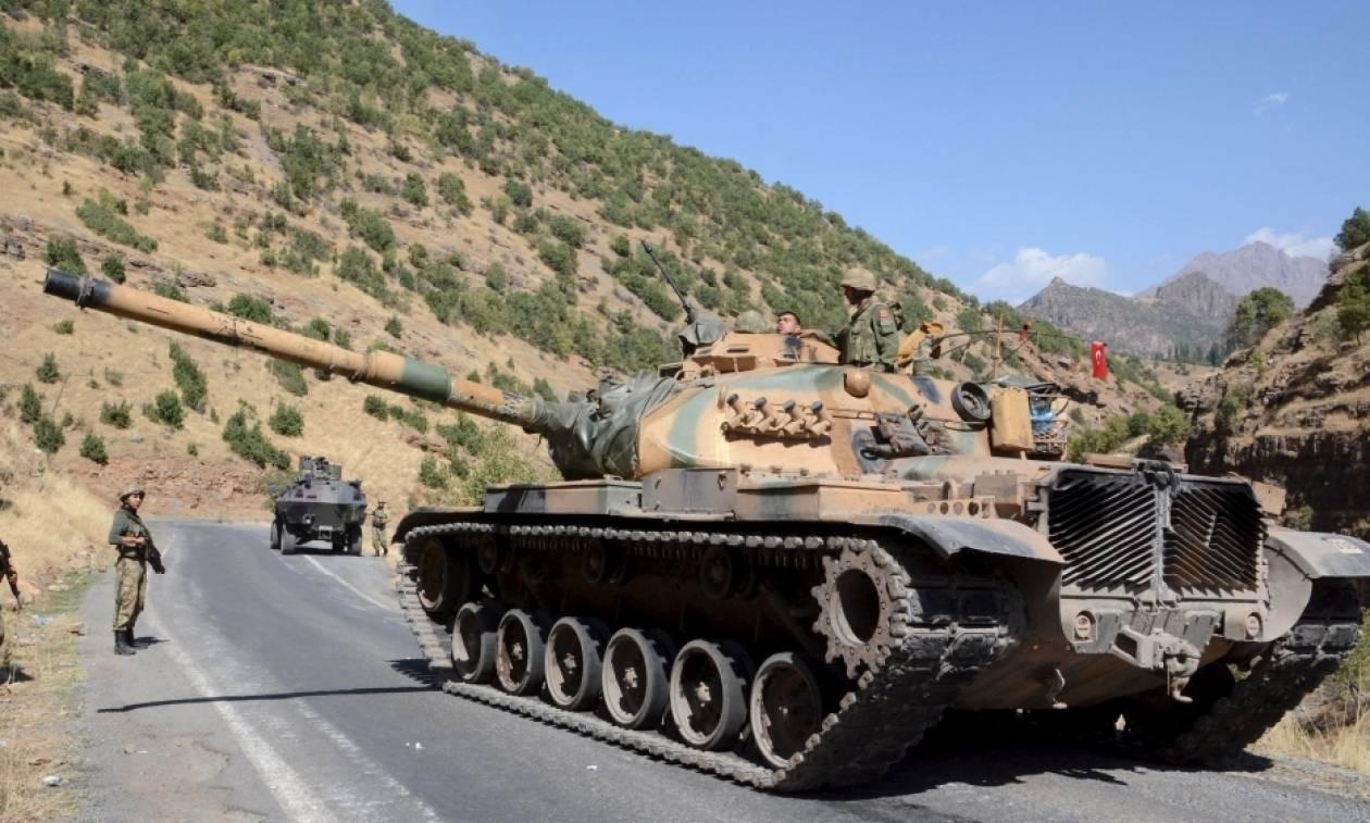 Τουρκία: Ο στρατός ανακοίνωσε ότι σκότωσε 417 κούρδους αντάρτες από τον Αύγουστο
