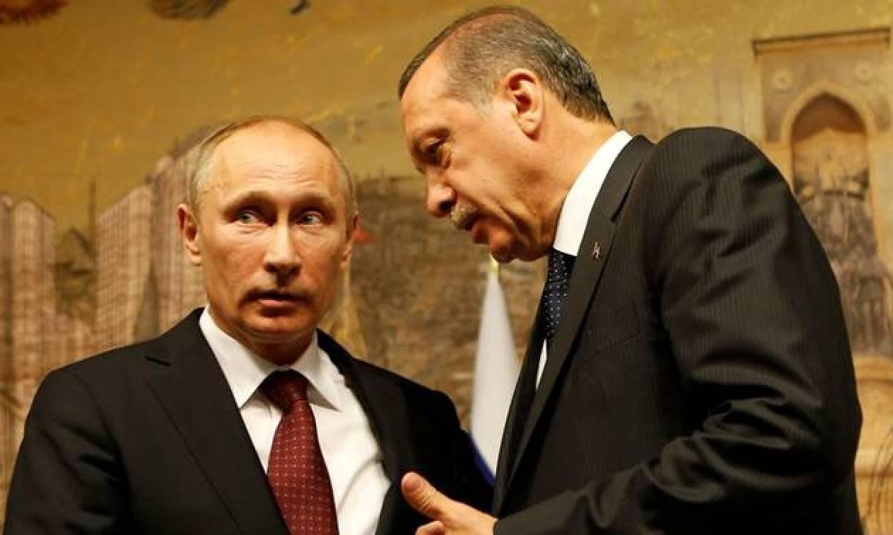 Ραγδαίες εξελίξεις: Ρωσία και Τουρκία υπέγραψαν συμφωνία για το φυσικό αέριο