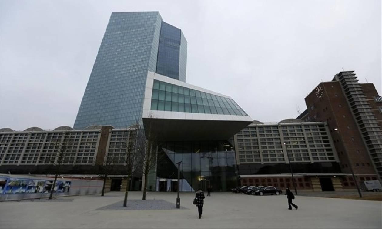 Αύξηση των αμοιβών στην Ευρωζώνη καταγράφει η ΕΚΤ