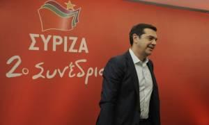 Την Πέμπτη (13/10) ξεκινάει το 2ο Συνέδριο του ΣΥΡΙΖΑ
