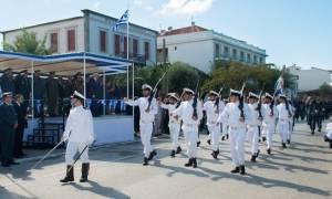 Πολεμικό Ναυτικό: Στην 104η Επέτειο Απελευθέρωσης της Λήμνου (pics)