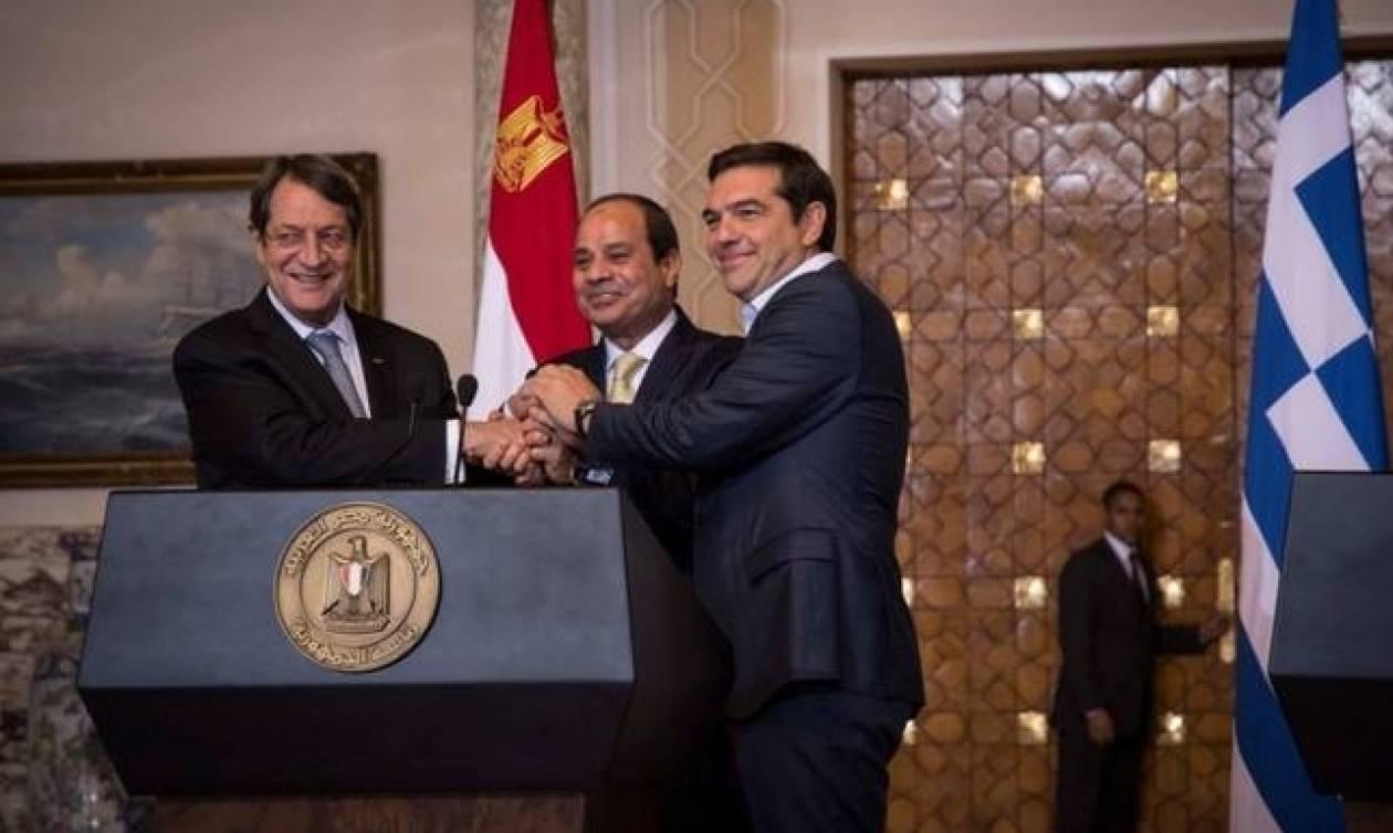 Ципрас: Сотрудничество необходимо для стабильности региона иблагополучия наших народов