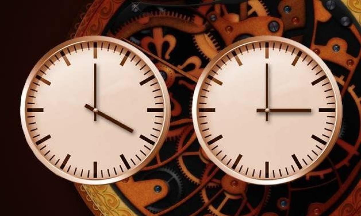 Το νου σας! Πότε αλλάζει η ώρα σε χειμερινή - Πότε και γιατί γυρίζουμε τα ρολόγια μας μία ώρα πίσω