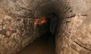 Ανακαλύφθηκε αρχαίο ελληνικό σταυρόλεξο στη Σμύρνη - Δείτε φωτογραφίες