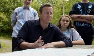 Βρετανία: Αυτή είναι η νέα δουλειά του πρώην πρωθυπουργού Ντ. Κάμερον