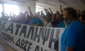 Στα «κάγκελα» οι εργαζόμενοι στα Λιπάσματα Καβάλας: «Διώξτε επιτέλους τον Λαυρεντιάδη»