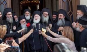 Η Εκκλησία της Κρήτης θα παρακολουθεί από κοντά τις εξελίξεις για τα Θρησκευτικά