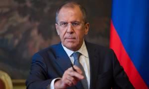 Λαβρόφ: Κολακευτικοί μεν, γελοίοι δε, οι ισχυρισμοί ΗΠΑ για ρωσική εμπλοκή στις εκλογές