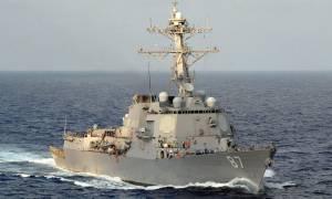 Αμερικανικό αντιτορπιλικό έγινε στόχος νέας πυραυλικής επίθεσης από την Υεμένη