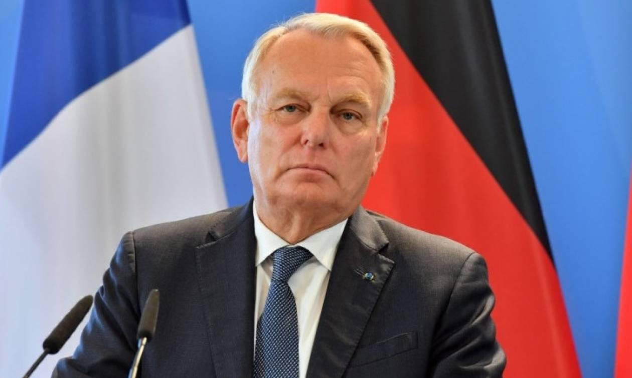 Ο Γάλλος ΥΠΕΞ δεν τάσσεται υπέρ της επιβολής κυρώσεων στη Ρωσία και το Ιράν