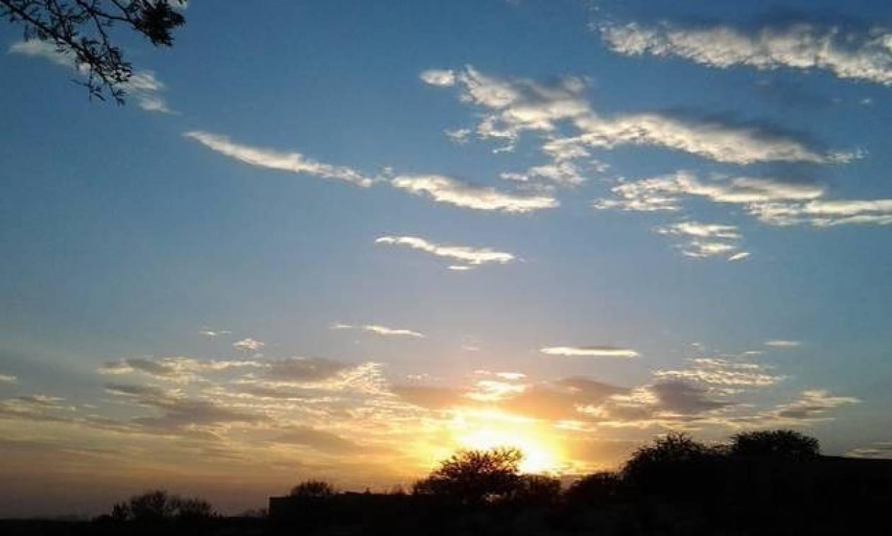 Καιρός: Ηλιοφάνεια με πτώση της θερμοκρασίας σε αρκετές περιοχές (pics)