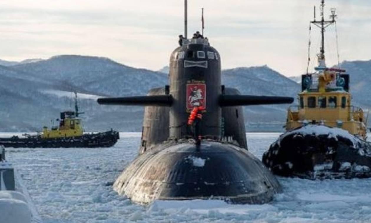 Η Ρωσία εκτόξευσε διηπειρωτικό πύραυλο από υποβρύχιο
