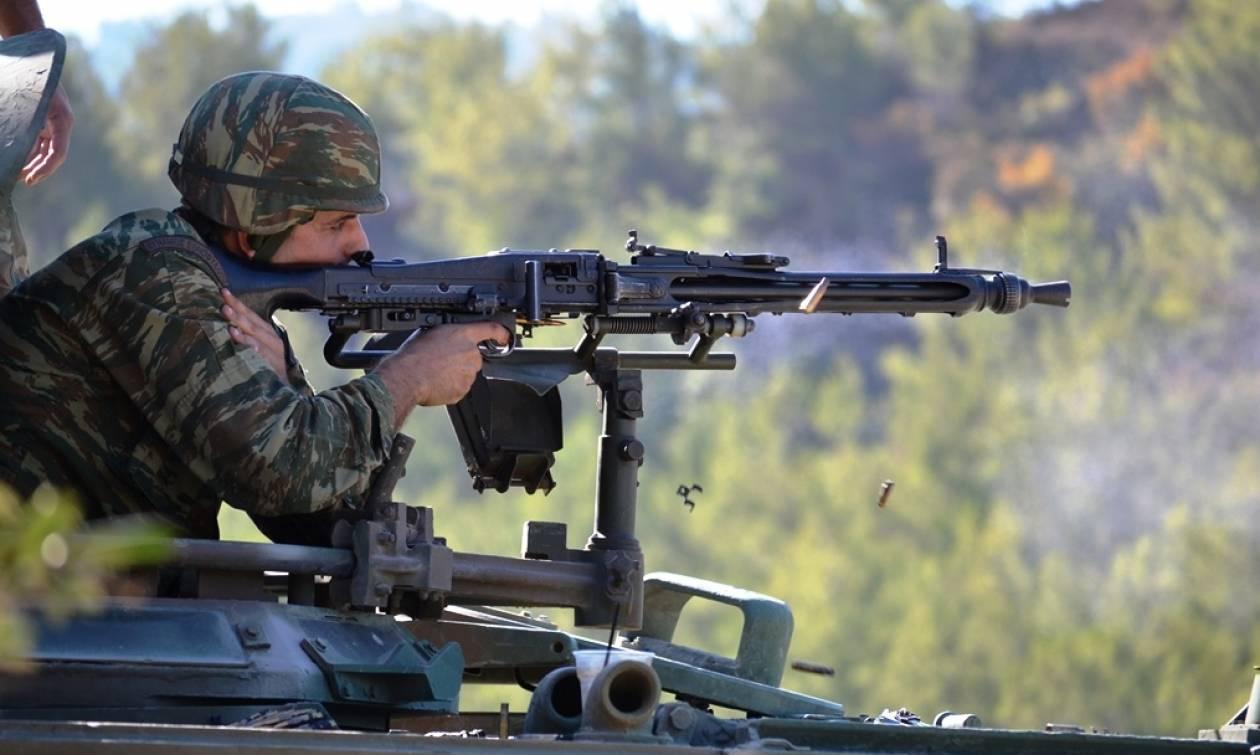 Στρατός ξηράς: Επιχειρησιακή Αξιολόγηση του 95 Λόχου Αντιαρματικών Εθνοφυλακής (pics)
