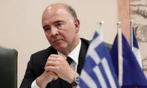 Μοσκοβισί για επιστολή: Η ΕΕ σε ρόλο έντιμου διαμεσολαβητή για το ελληνικό χρέος