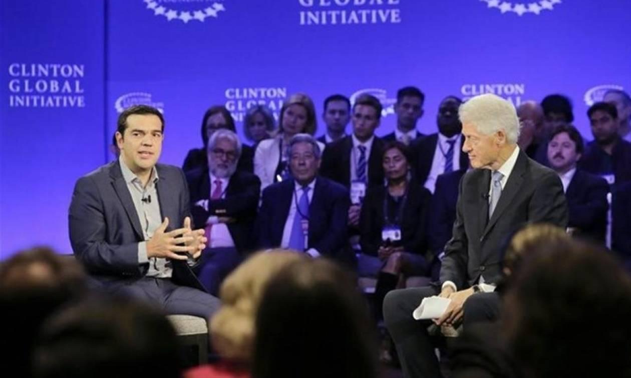 «Βόμβα» από Wikileaks: Ο Ομπάμα έβαλε τον Κλίντον να πείσει τον Τσίπρα για να υπογράψει το μνημόνιο