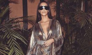 Η Kim Kardashian επέστρεψε στα social media και «γεννά» ερωτηματικά