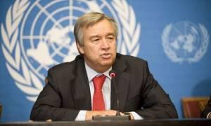 Ο Αντόνιο Γκουτέρες νέος γενικός γραμματέας του ΟΗΕ