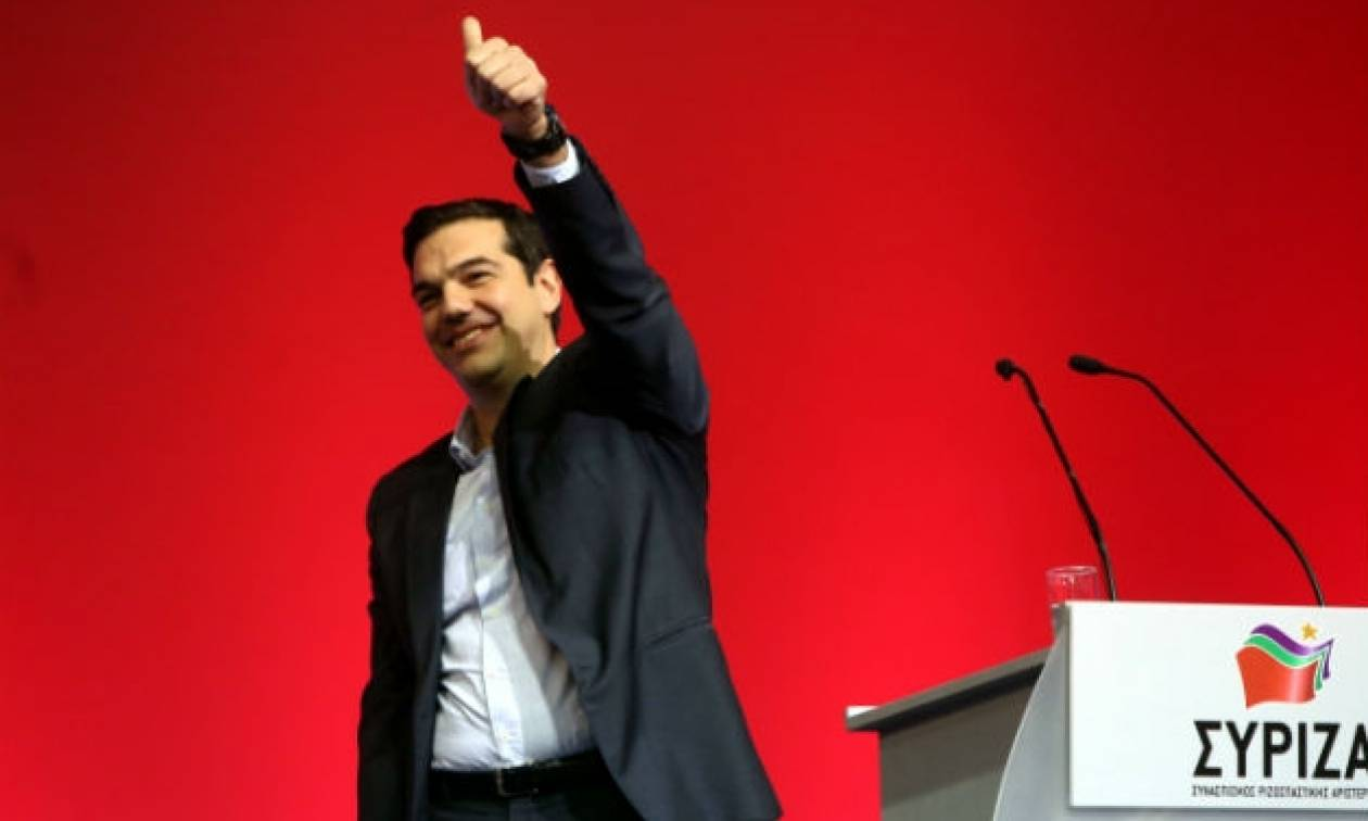 Τσίπρας: Βάζουμε τα θεμέλια για την Ελλάδα του 2021