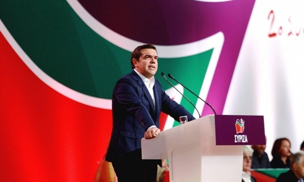 «Στρίβει» κι άλλο ο Τσίπρας: Κόμμα μέσα στο κόμμα αυτοί που ήθελαν Grexit