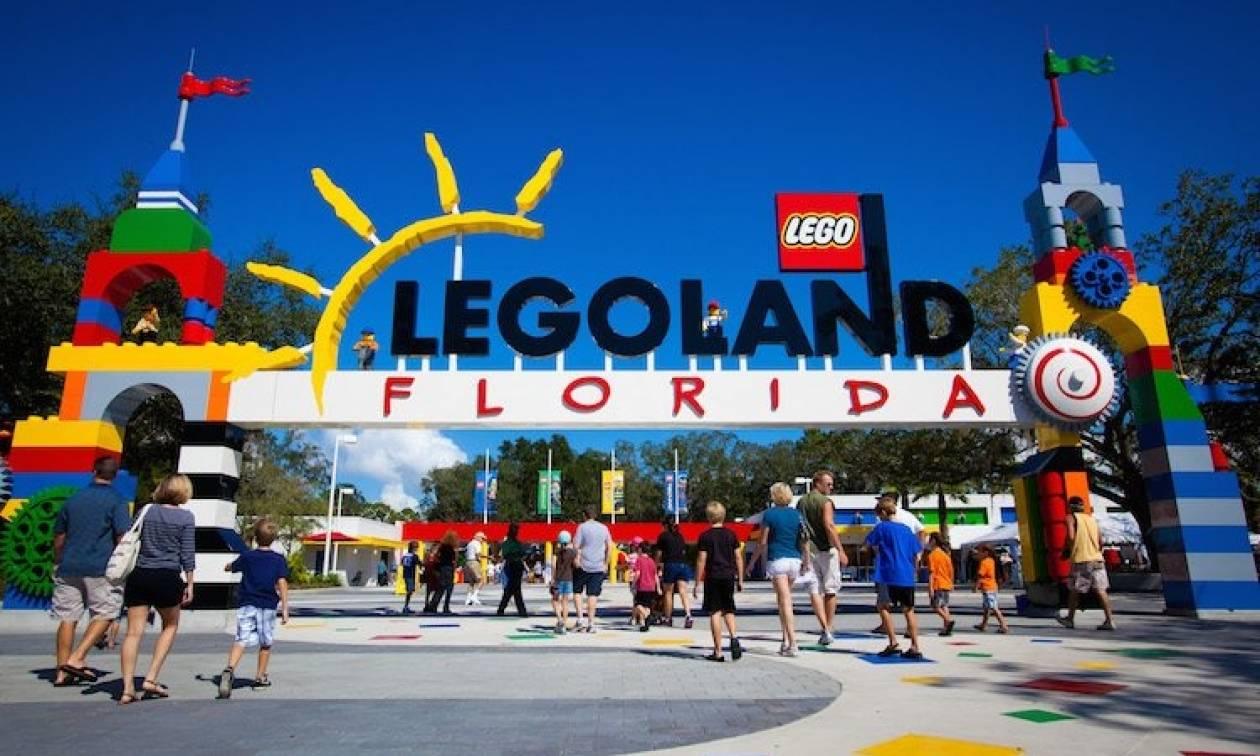 ΗΠΑ: Εκκενώθηκε η Legoland στη Φλόριντα μετά από απειλή για βόμβα (vid)