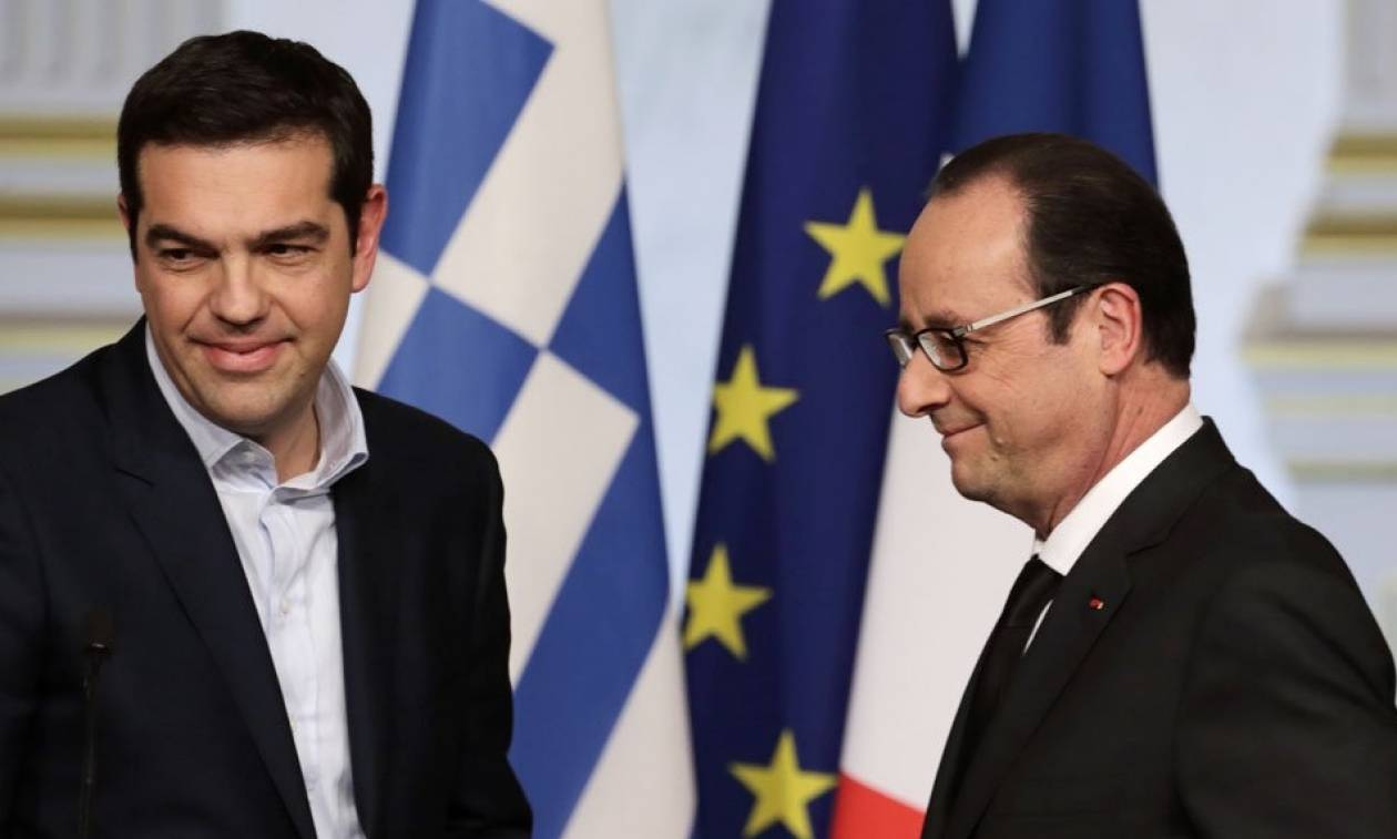 ΝΔ για αποκαλύψεις Ολάντ περί δραχμής: «Ο Τσίπρας αντιμετώπιζε πολύ σοβαρά το Grexit»