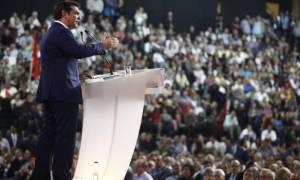 Τι μετέδωσαν οι ρεπόρτερ του CNN Greece απο το συνέδριο του ΣΥΡΙΖΑ