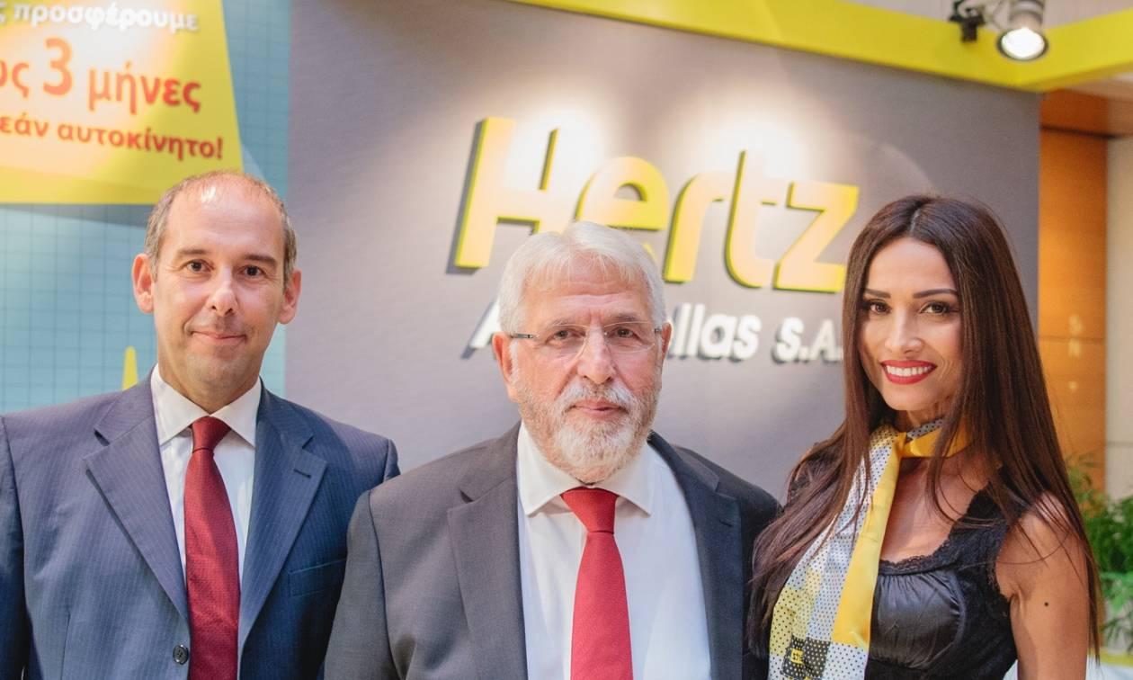 Ισχυρή παρουσία της Autohellas Hertz στο συνέδριο AMLI του Ομίλου Ιατρικού Αθηνών