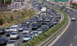 Από αύριο 17/10 νέες κυκλοφοριακές ρυθμίσεις στην Αθηνών-Κορίνθου