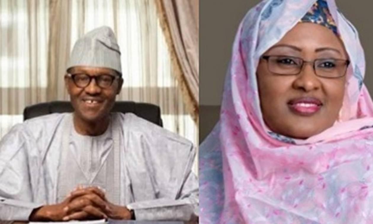 Ο πρόεδρος της Νιγηρίας απαντά στην κριτική της συζύγου του: Η θέση της είναι στην κουζίνα!
