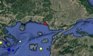 Νέα σεισμική δόνηση κοντά στην Αλεξανδρούπολη