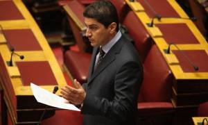 Αυγενάκης: «Πραξικόπημα» Τσίπρα - Παππά η τροπολογία για τις τηλεοπτικές άδειες