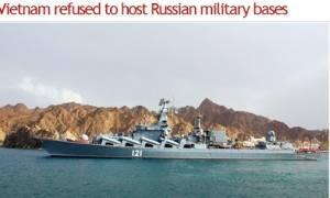 Αίγυπτος και Βιετνάμ δεν δέχονται ρωσική βάση στα εδάφη τους