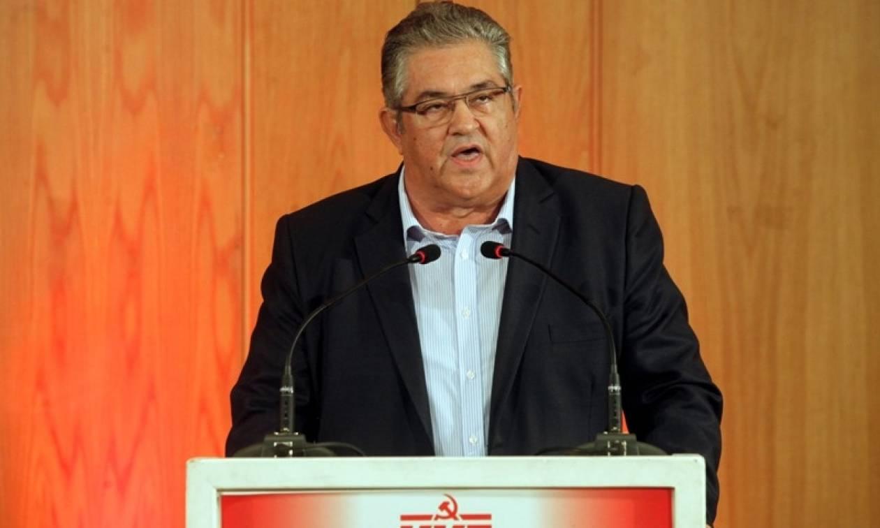 Κουτσούμπας για ΣΥΡΙΖΑ - ΝΔ: «Διάλεξε από ποια τσέπη θα στα πάρω!»