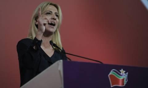 Συνέδριο ΣΥΡΙΖΑ:Κόντρα Δούρου -Τζανακόπουλου - Αριστερό success story και εσωκομματική αντιπολίτευση
