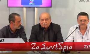 Ν. Βούτσης: Θα πρέπει όλοι να βοηθήσουμε για τη συγκρότηση του ΕΣΡ