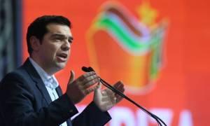 Συνέδριο ΣΥΡΙΖΑ - Τσίπρας: Τώρα είναι η κρίσιμη ώρα να γίνει η συζήτηση για το χρέος